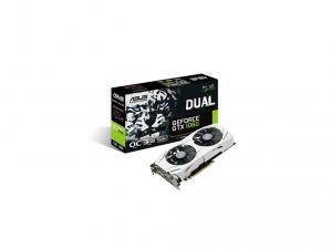 Asus PCIe NVIDIA GTX 1060 3GB GDDR5 - DUAL-GTX1060-O3G