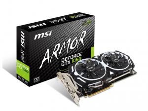 MSI PCIe NVIDIA GTX 1060 6GB GDDR5 - GeForce GTX 1060 ARMOR 6G OCV1