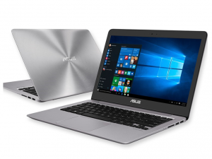 ASUS ZenBook UX310UQ-GL188T 13,3 FHD IPS/Intel® Core™ i7 Processzor-6500U/8GB/256GB/GeForce 940MX 2GB/Win10/arany notebook