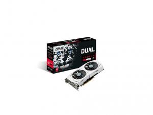 Asus PCIe AMD RX 480 4GB GDDR5 - DUAL-RX480-O4G