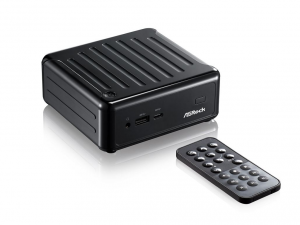 ASRock Beebox - BEEBOX-S 6100U/B/BB - Intel® Core™ i3 - 6100U/B/BB Fekete - Asztali PC