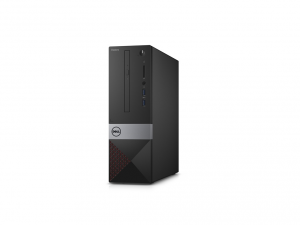 DELL PC VOSTRO 3250SFF Intel® Core™ i3 Processzor-6100 3.70 GHZ, 4GB, 500GB, WLAN+BT, WIN 10 PRO