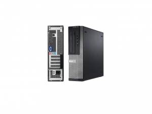 DELL PC OPTIPLEX 3040 SF, Intel® Core™ i5 Processzor-6500 (3.20GHZ), 4GB, 500GB HDD - Asztali PC