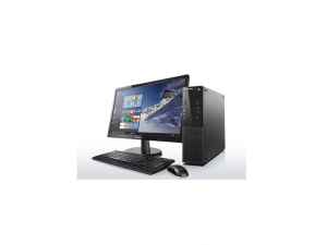 LENOVO THINKCENTRE S500 SFF, Intel® Core™ i3 Processzor-4170 (3.70GHZ), 4GB, 500GB
