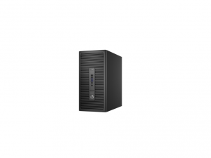 HP PRODESK 600 G2 MT - T4J55EA - Core™ I3-6100 3.7GHZ, 4GB, 500GB, WIN 7/10 PROF.