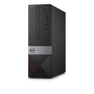 DELL PC VOSTRO 3250SFF Intel® Core™ i5 Processzor-6400 3.30 GHZ, 4GB, 1TB, WLAN+BT, WIN 10 PRO