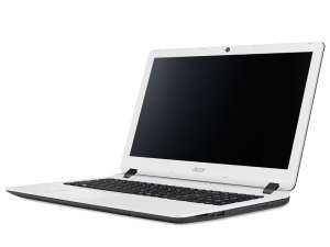 Acer Aspire 15,6 HD ES1-572-53SR - Fekete / Fehér Intel® Core™ i5-6200U /2,30GHz - 2,80GHz/, 4GB 1600MHz, 500GB HDD, DVDSMDL, Intel® HD Graphics 520, WiFi, Bluetooth, Webkamera, Boot-up Linux, Matt kijelző
