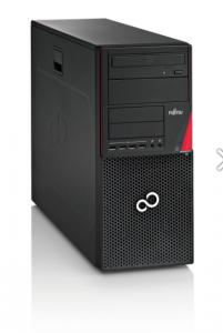 Fujitsu Celsius W550, i7-6700, 8GB, 128GB SSD+1TB HDD, NVIDIA Quadro M2000 4GB - Asztali PC