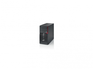 Fujitsu ESPRIMO P556/E85+ Desktop Computer - Intel® Core™ i3 Processzor (6th Gen) i3-6100 3.70 GHz - Micro Tower - 4 GB DDR4 SDRAM RAM - 1000 GB HDD