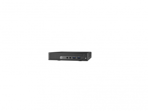 HP Business Desktop 260 G2 - Intel® Core™ i3 Processzor (6th Gen) i3-6100U 2.30 GHz - Desktop Mini - 4 GB DDR4 SDRAM RAM - 500 GB HDD - Intel® HD Graphics 520 - Asztali PC