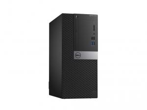Dell Optiplex 7040MT W10Pro számítógép Ci7 6700 3.4GHz 8GB 1TB R7 350X