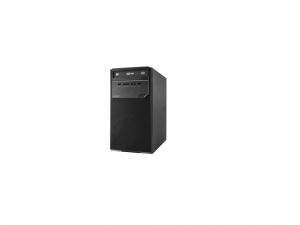 Asus ASUSPRO Essential D320MT-I361000860 Desktop Computer - Intel® Core™ i3 Processzor (6th Gen) i3-6100 3.70 GHz - 4 GB DDR4 - 500GB