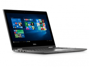 DELL INSPIRON 5368 2IN1 13.3 FHD TOUCH I5-6200U (2.80 GHZ), 8GB, 1TB HDD, Intel® HD, WIN 10 SZÜRKE HU
