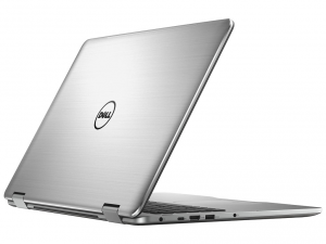 DELL Inspiron 7779, Core™ i7-7500U Processzor (2.7-3.5GHz), NV 940MX 2GB, 1x16GB DDR4, 512GB SSD, Win10, 17.3 1920x1080 Truelife Touch, 802.11ac+BT 4.2, 4cell, HU backlit keyboard, Era Grey, 3y Carry In (INSP7779-1)