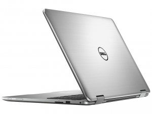 DELL Inspiron 7778, Core™ i5-6200U Processzor (2.3-2.8GHz), NV 940MX 2GB , 2x4GB, 256GB SSD, Win10, 17.3 1920x1080 TrueLife Touch, 802.11ac+BT 4.0, 4cell, HU backlit keyboard, szürke (INSP7778-2)