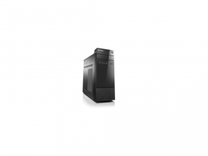 Lenovo S510 10KW0011HX - Intel® Core™ i3 Processzor-6100 3.70 GHz - Tower - Black - 4 GB DDR4 RAM - 500 GB HDD