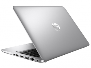 HP ProBook 430 G4, 13.3 FHD matt, Intel® Core™ i3-7100U Processzor, 4GB DDR4, 500GB HDD, Intel® HD Graphics 620, ezüst, DOS