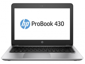 HP ProBook 430 G4, 13.3 FHD matt, Intel® Core™ i5-7200U Processzor, 4GB DDR4, 500GB HDD, Intel® HD Graphics 620, ezüst, DOS