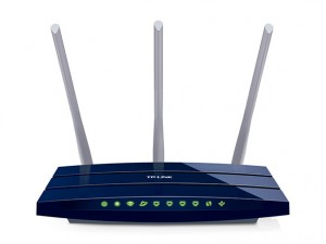 TP-LINK TL-WR1043NDV3 450M Router gigabit fiber power