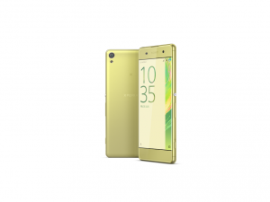 SONY XPERIA XA F3111 okostelefon - Lime-Arany