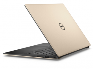 DELL XPS 13 13,3 FHD, Intel® Core™ i7 Processzor-7500U (3.50 GHZ), 8GB, 256GB, Intel® HD 620, WIN.10 (9360) HUN BACKLIT ROSE GOLD (XPS9360-3)(DX13Z-7500-8GS256W1FRG-11)