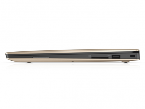 DELL XPS 13 13,3 QHD+, Intel® Core™ i7 Processzor-7500U (3.50 GHZ), 8GB, 256GB, Intel® HD 620, WIN.10 (9360) HUN BACKLIT ROSE GOLD