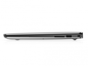 DELL XPS 13 13,3 FHD, Intel® Core™ i7 Processzor-7500U (3.50 GHZ), 8GB, 256GB, Intel® HD 620, WIN.10 (9360) HUN BACKLIT SILVER