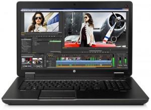 HP Zbook 17 G1 használt laptop
