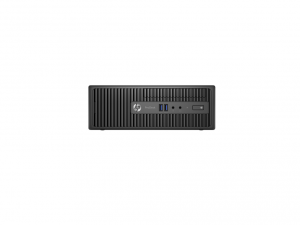 HP PRODESK 400 G3 SFF Core™ I3-6100 3.7GHZ, 4GB, 500GB, WIN 10 PROF.