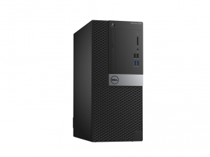 DELL PC OPTIPLEX 3040 MT, Intel® Core™ i5 Processzor-6500 (3.20GHZ), 4GB, 500GB HDD, WIN 7 PRO WIN 10 LICENSE