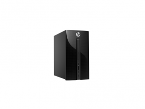 HP PC 460-P055NN - X1A95EA - Intel® Core™ i5 Processzor 6400T, 4GB, 1TB, AMD R5 330 2GB, USB KBD, WIN10