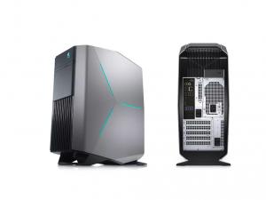 DELL PC ALIENWARE AURORA, Intel® Core™ i7 Processzor-6700K 4.2GHZ, 16GB, 256+1TB, GTX 1080,LIQUID COOL, WIN 10