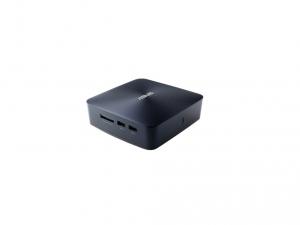 ASUS VIVOMINI PC UN65H, Intel® Core™ i3 Processzor-6100U, HDMI, LAN, WIFI, DISPLAYPORT, BLUETOOTH, 4XUSB 3.0 + KÜLSŐ TÁPEGYSÉG