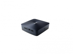 ASUS VIVOMINI PC UN65H, Intel® Core™ i5 Processzor-6200U, HDMI, LAN, WIFI, DISPLAYPORT, BLUETOOTH, 4XUSB 3.0 + KÜLSŐ TÁPEGYSÉG