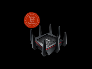 Asus Router AC5300Mbps RT-AC5300