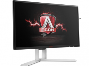 AOC AGON 27 AG271QX - LED - 144Hz - Gaming Line - Monitor