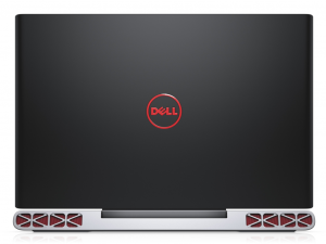 DELL INSPIRON 7566 15.6 UHD, Intel® Core™ i7 Processzor-6700HQ (3.50 GHZ), 8GB, 256GB M.2 SATA/PCIe NVMe SSD + 1TB 5400rpm SATA HDD, NVIDIA GEFORCE GTX 960M 4GB, WIN 10 (222176)
