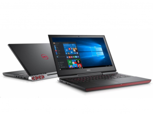 DELL INSPIRON 7566 15.6 FHD, Intel® Core™ i7 Processzor-6700HQ (3.50 GHZ), 16GB, 128GB M.2 SATA/PCIe NVMe SSD + 1TB 5400rpm SATA HDD, NVIDIA GEFORCE GTX 960M 4GB, WIN 10 Pro