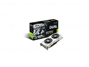Asus PCIe NVIDIA GTX 1070 8GB GDDR5 - DUAL-GTX1070-O8G
