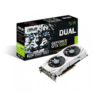 Asus PCIe NVIDIA GTX 1060 6GB GDDR5 - DUAL-GTX1060-6G