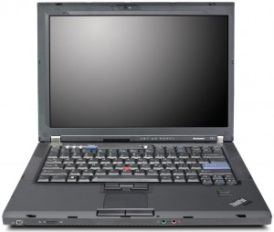 Lenovo ThinkPad T61 használt laptop