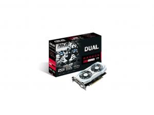 Asus PCIe AMD RX 460 2GB GDDR5 - DUAL-RX460-2G