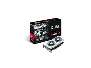 Asus PCIe AMD RX 460 2GB GDDR5 - DUAL-RX460-O2G
