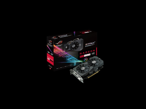 Asus PCIe AMD RX 460 4GB GDDR5 - STRIX-RX460-4G-GAMING