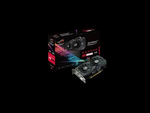 Asus PCIe AMD RX 460 4GB GDDR5 - STRIX-RX460-O4G-GAMING