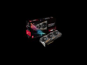 Asus PCIe AMD RX 480 8GB GDDR5 - STRIX-RX480-8G-GAMING
