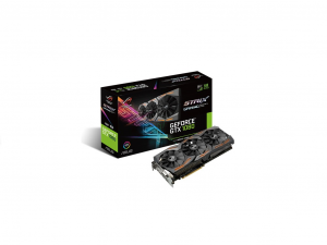 Asus PCIe NVIDIA GTX 1080 8GB GDDR5X - STRIX-GTX1080-A8G-GAMING