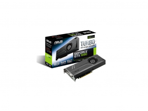 Asus PCIe NVIDIA GTX 1080 8GB GDDR5X - TURBO-GTX1080-8G