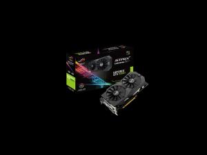 Asus PCIe NVIDIA GTX 1050 Ti 4GB GDDR5 - STRIX-GTX1050TI-O4G-GAMING