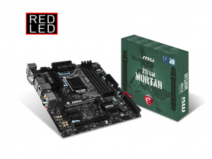 MSI s1151 Z170M MORTAR